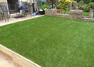 lawns, turfing, hedging Bath