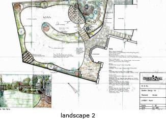 landscape garden designs Bath