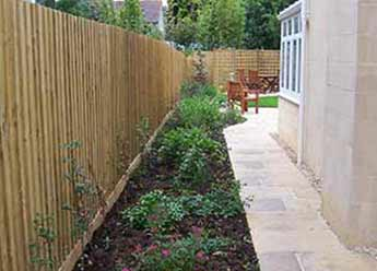 landscapers Bath fences & decking